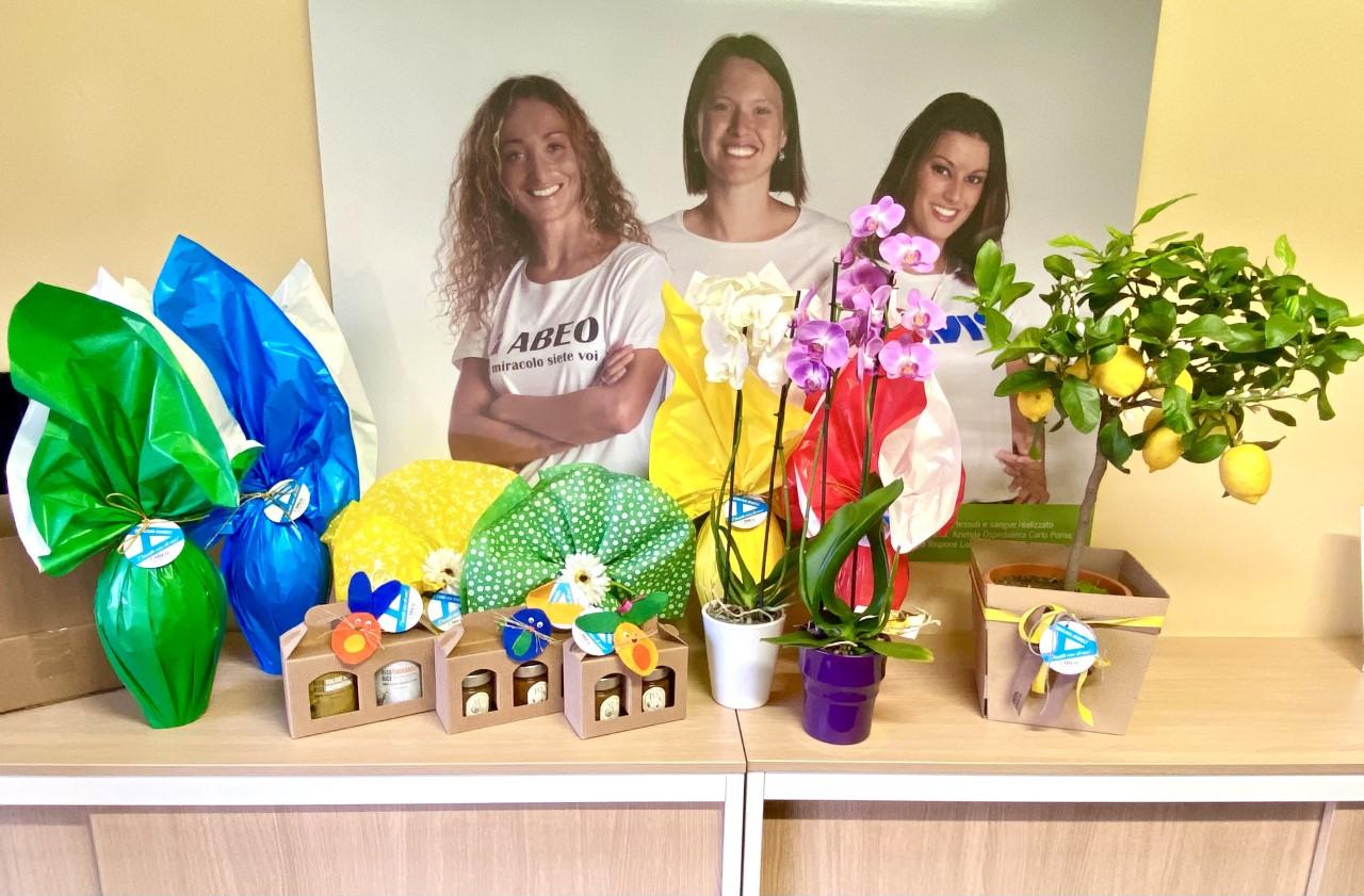 Abeo Pasqua regali solidali